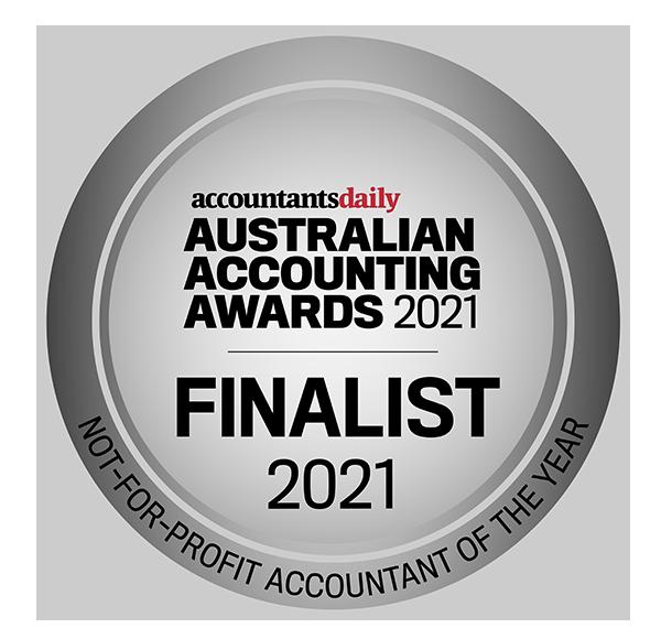 Anna Ronald 2021 Australian Accounting Awards Finalist
